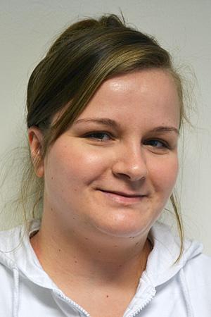 Sabine Blaschitz, Ordinationsgehilfin in Ausbildung